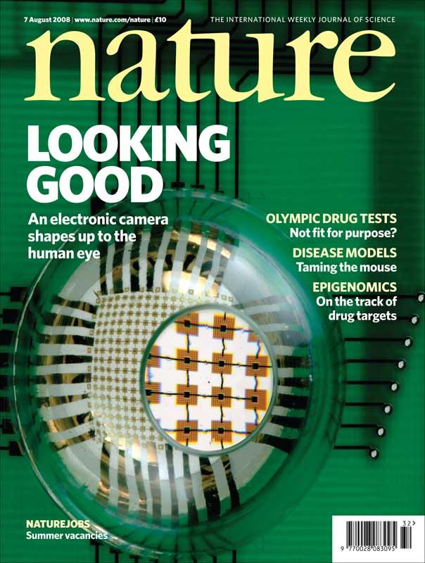 Nature Magazine - August 2008
